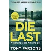 Die Last, Paperback/Tony Parsons