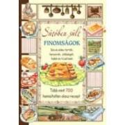 Sütőben sült finomságok - Sós és édes torták, kenyerek, zöldségek, halak és húsételek - Több mint 70
