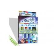 Orbis - Vulpatronen 4 Kleuren - Textiel