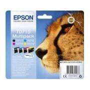 Epson Bläck Epson T0715 CMYK 4st/fp