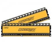 Memorie Crucial Ballistix Tactical 16GB (2x8GB) DDR3, 1866MHz, PC3-14900, CL9, 1.5V, XMP, Dual Channel Kit, BLT2CP8G3D1869DT1TX0CEU