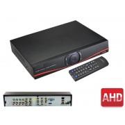 Registratore DVR ibirdo AHD 720p 8 canali Audio/Video 960H P2P Cloud CCTV