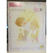100 pc Precious Moments He is My Song Puzzle