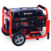 Генератор бензинов 2500/2800W, 208CC, ел. старт, GD3500E, DAEWOO