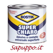 Bostik superchiaro latta 400 g