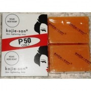 Kojiesan SKIN LIGHTING SOAP 2 in 1 65g each (Pack Of 1)