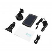 EY 5 886 HD De Coches Camión De Navegación GPS 256M +8GB Pantalla Táctil Cámara De Marcha Atrás'-Negro