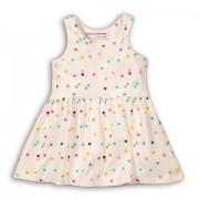 Rochie cu buline colorate copii fete