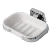 Suport sapun cu tava din plastic Geesa gama Standard Hotel