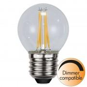 Star Trading Led Klot E27 Filament 3,2W 400Lm Dimbar