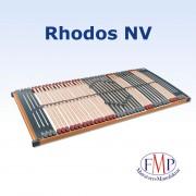 FMP Matratzenmanufaktur 7 Zonen Lattenrahmen Rhodos NV 44 Leisten 100 x 190 cm
