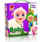 Puzzle Maxi Bebelusi Animale de la Ferma 13 piese Roter Kafer RK1210-01 B39017201
