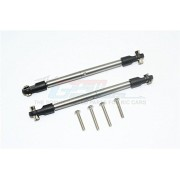 gpm traxxas Unlimited Desert Racer 4x4 ( 85076-4) Upgrade Parts Stainless Steel 304 Front turnbuckle for Steering - 1pr Set