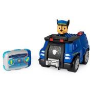 Masinuta cu telecomanda Chase Police Cruiser Patrula Catelusilor