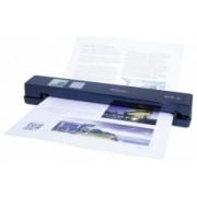 Scanner I.R.I.S Scan Anywhere 3 WiFi, 300 x 600 DPI, Escáner Color, USB 2.0, Negro