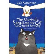 Story of a Seagull and the Cat Who Taught Her to Fly, Paperback