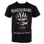 tricou stil metal bărbați Iron Maiden - Book Of Souls - ROCK OFF - IMTEE44MB