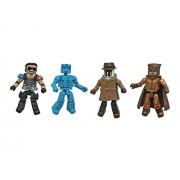 Diamond Select Toys Watchmen Minimates Box Set