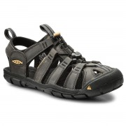 Сандали KEEN - Clearwater Cnx Leather 1013107 Magnet/Black