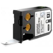 Dymo etykiety Czarny na bialym oryginał 1868705