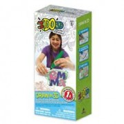 Ido3d - Set Creion 3D Pentru Incepatori Verde