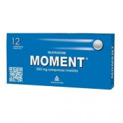 Angelini Spa Moment 200 Mg 12 Compresse Rivestite