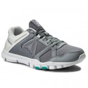 Обувки Reebok - Yourflex Trainette 10 Mt CN1252 Cool Shadow/White/Teal