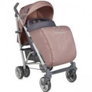 Детска лятна количка Lorelli S200 Grey and Beige с покривало 2016, 10020831694
