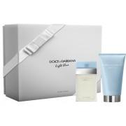 Light Blue - Dolce e Gabbana CONFEZIONE REGALO profumo 25 ml EDT SPRAY + body lotion 50 ml