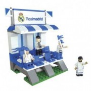 Set de constructie Nanostars Real Madrid tribuna