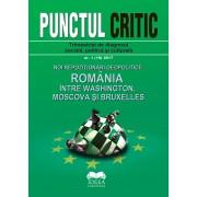 Revista Punctul critic nr. 1 (19) 2017: Noi repoziţionări geopolitice. România între Washington, Moscova şi Bruxelles