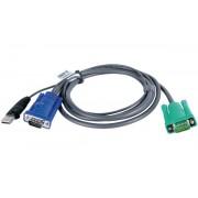 KVM kabel ATEN 2L-5205U 5m