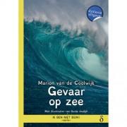 Ik ben niet bom!: Gevaar op zee - Marion van de Coolwijk