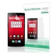 OnePlus One A0001 Premium Screen Guard Protector ( PACK OF 2 )