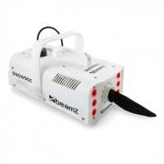 Snow 900 LED Máquina de Neve 900W LEDs 3 em 1 Reservatório1L Comando de controlo remoto Branca