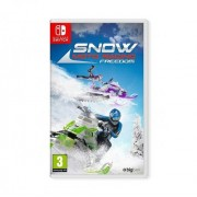 Snow Moto Racing Freedom - Nintendo Switch
