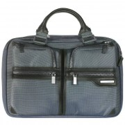 Samsonite GT Supreme Aktentasche 43 cm Laptopfach grey black