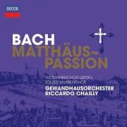 J.S. Bach - Matthaus Passion (0028947821946) (2 CD)