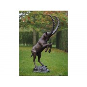 Statuie de bronz moderna Capricorn