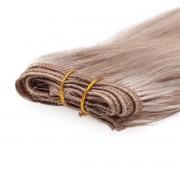 Rapunzel® Extensions Naturali Hair Weft Premium Liscio M7.3/10.8 Cendre Ash Blonde Mix 50 cm