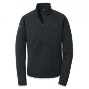 Outdoor Research Men´s Radiant Hybird Pullover - 001-BLACK - Pullover L
