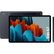Samsung Tablet SAMSUNG Galaxy Tab S7 (11'' - 128 GB - 6 GB RAM - Wi-Fi - Negro)