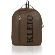 Kleio Stylish College Backpacks For Girls / Women ( Brown) (EDK1037KL-BR) 8 L Backpack(Brown)