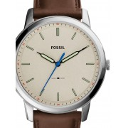 Ceas barbatesc Fossil FS5306 The Minimalist 44mm 5ATM