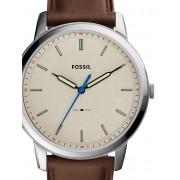 Ceas barbatesc Fossil FS5306 The Minimalist 44mm 5ATM