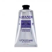 L´OCCitane Lavender vyživující krém na ruce 75 ml pro ženy