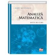 Analiza matematica note de curs (Miculescu Radu)