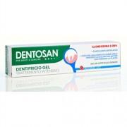 Dentosan Linea Igiene Dentale Quotidiana Dentifricio Gel 0,2% Clorexidina 75 Ml