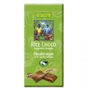 Ciocolata Vegana cu Lapte de Orez Eco 100gr Rapunzel