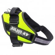 Julius K9 IDC Power hám bébi 2 méret neon zöld